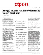 Alleged hit and run killer claims she was in psych unit