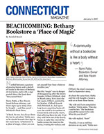 BEACHCOMBING: Bethany Bookstore a 'Place of Magic'