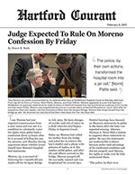 Judge Expected To Rule On Moreno Confession By Friday