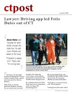 Lawyer: Driving app led Fotis Dulos out of CT