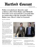 Police revealed new theories and evidence after Fotis Dulos and Michelle Troconis were arrested for a second time in connection with the Jennifer Farber Dulos case.