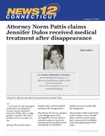 Attorney Norm Pattis claims Jennifer Dulos received medical treatment after disappearance