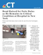 Fotis Dulos Remains in Critical Condition at Hospital in New York
