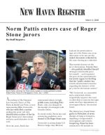 Norm Pattis enters case of Roger Stone jurors
