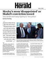 Moxley's mom 'disappointed' as Skakel's conviction tossed