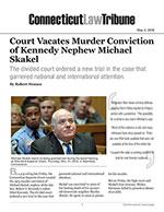 Court Vacates Murder Conviction of Kennedy Nephew Michael Skakel