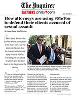 How attorneys are using #MeToo to defend their clients accused of sexual assault