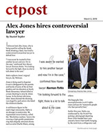 Alex Jones hires controversial lawyer